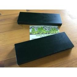 Micarta Verde Canvas XL (2 placas)