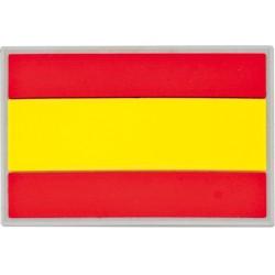 Parche Bandera España 7,5x5 cm con velcro
