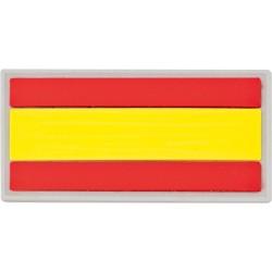 Parche Bandera España 6x3 cm con velcro