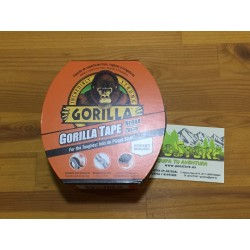 Cinta Americana Gorilla Negra 11 M x 48 MM