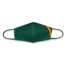 Mascarilla Verde Bandera España Reutilizable y Lavable