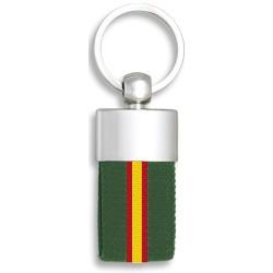 Llavero Bandera España Verde
