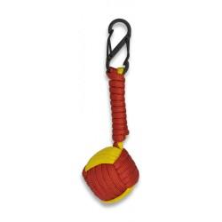 Mosquetón doble con bola de cuerda España