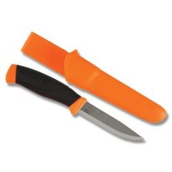 Cuchillo Mora Companion Naranja