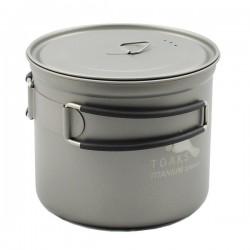 Toaks Titanium Pot 1000