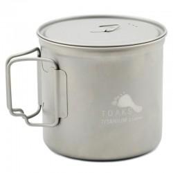 Toaks Titanium Pot 1100