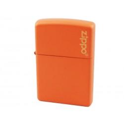 Zippo Classic Orange Matte ®