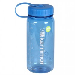 Botella Karrimor 550Ml Tritan Azul