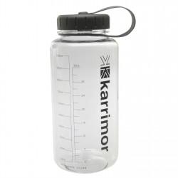 Botella Karrimor 1L Tritan Transparente