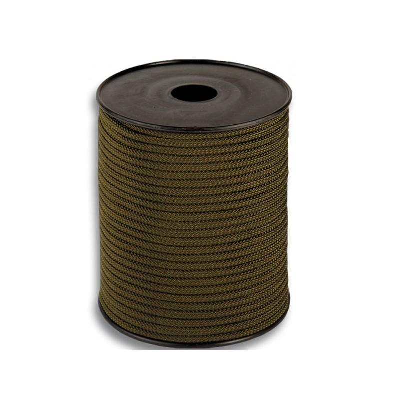 Cuerda de nylon verde 5 mm geostore - Cuerda de nylon ...