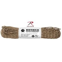 Paracord Rothco Desert Camo 100ft