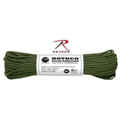 Paracord Rothco Verde Oliva 100ft