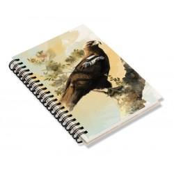 Cuaderno de Campo Aguila Imperial