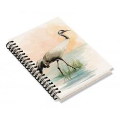 Cuaderno de Campo Grulla