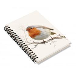 Cuaderno de Campo Petirrojo