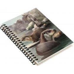Cuaderno de Campo Nutria