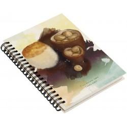 Cuaderno de Campo Seta Nido