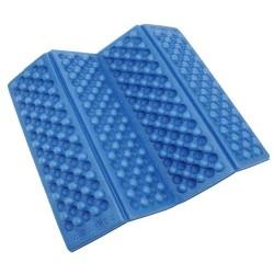 Esterilla Karrimor Fold Sit Azul