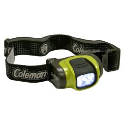 Frontal Coleman Axis Led Verde