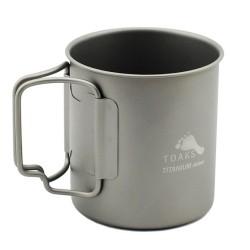 Taza Toaks Titanium 450
