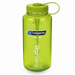 Botella Nalgene Boca Ancha 1 Litro Verde