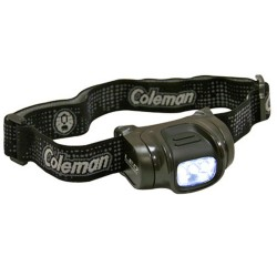 Frontal Coleman Axis Led Negro