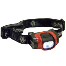 Frontal Coleman Axis Led Rojo