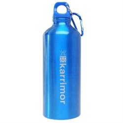 Botella de Aluminio Karrimor 600 Ml. Azul