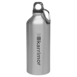 Botella de Aluminio Karrimor Acero