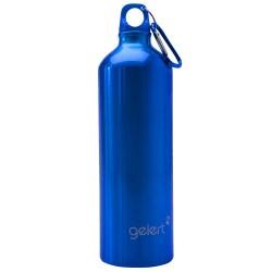 Botella de Aluminio Gelert 1L Azul