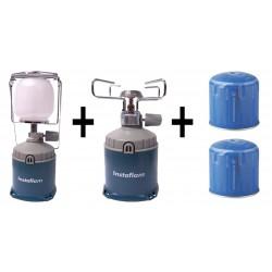 Kit Instaflan Lantern + Stove + Gas