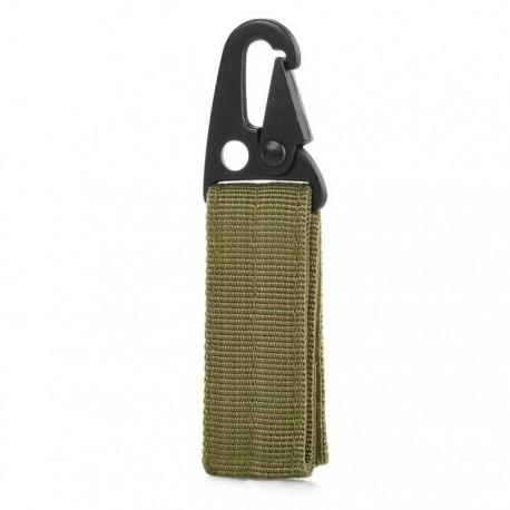 Predator Tactical Carabiner -Verde-