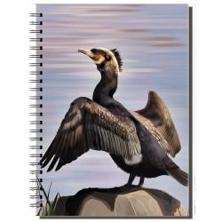 Cuaderno de Campo Cormoran
