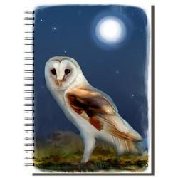 Cuaderno de Campo Lechuza