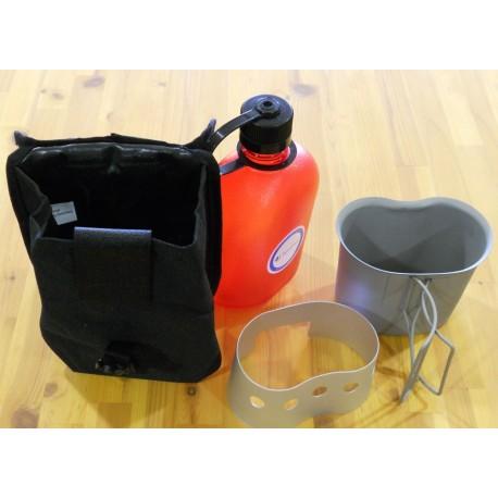Pack Hidratación Oasis + Cocina Negro