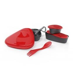 Light My Fire Lunch Kit Rojo
