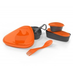 Light My Fire Lunch Kit Naranja