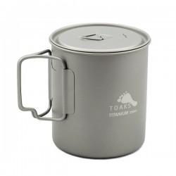 Toaks Titanium Pot 750
