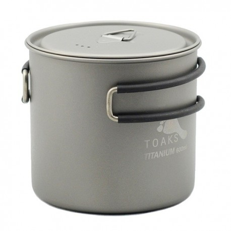 Toaks Titanium Pot 600
