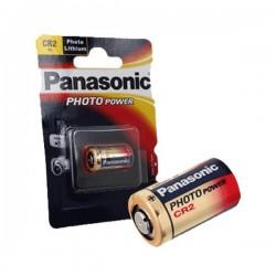 Pilas-Baterias Panasonic CR2 Lithium