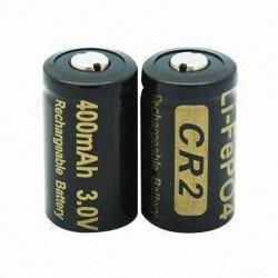 Baterías Recargables CR2