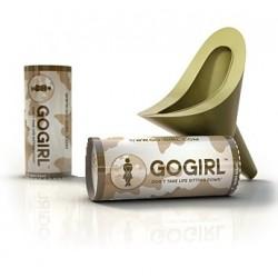 GoGirl Pack 2 (2 Khaki)