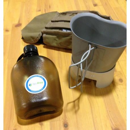 Pack Hidratación Oasis + Cocina Coyote