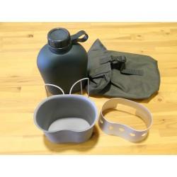 Pack Hidratación Mil-Tec + Cocina Verde