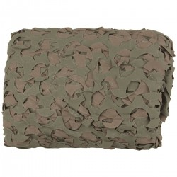 Red Mimetica Woodland Camosystems 6m X 2,4m