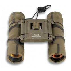 Binocular Albainox 8x21.Camuflaje