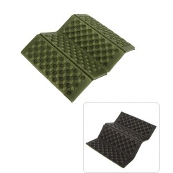 Esterilla Tibetan Folding Sit Verde Oliva/Negro